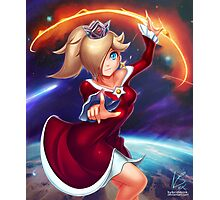 Fire Rosalina Photographic Print