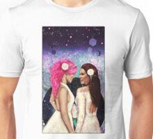 White Gardenia  Unisex T-Shirt