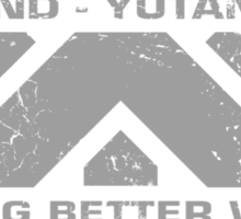 Weyland Yutani Corp Sticker