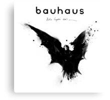 Bela Lugosi's Dead - Bauhaus Canvas Print