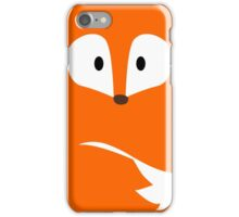 Cute Fox design artwork iPhone Case/Skin