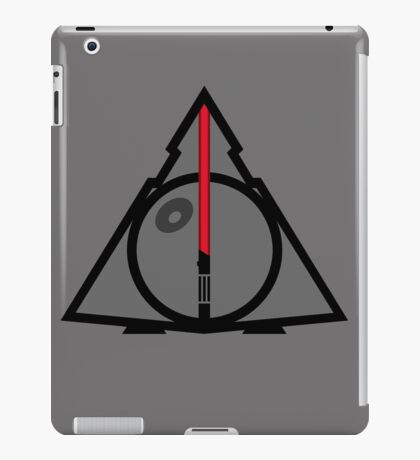 Sith Hallows iPad Case/Skin