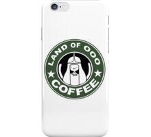 COFFEE: LAND OF OOO iPhone Case/Skin
