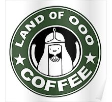 COFFEE: LAND OF OOO Poster
