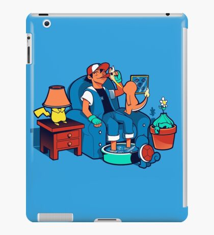 Pokeboss iPad Case/Skin
