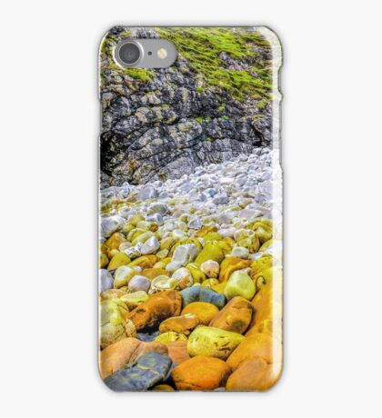 Rockscape of An Port - County Donegal, Ireland iPhone Case/Skin