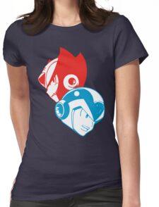 X & Zero Womens Fitted T-Shirt
