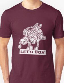 let's lets box funny geeks geek logo T-Shirt