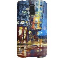 Prague Dancing House  Samsung Galaxy Case/Skin