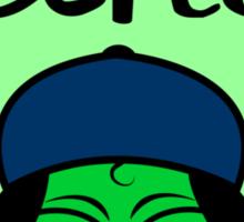 Elfie Sticker