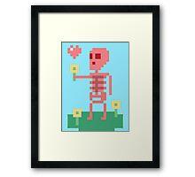 Lovely Bones Framed Print