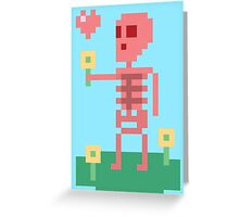 Lovely Bones Greeting Card