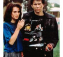 Heathers - JD and Veronica Sticker