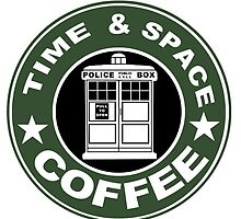 COFFEE: TIME AND SPACE by iumba