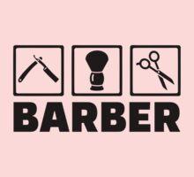 Barber Kids Clothes