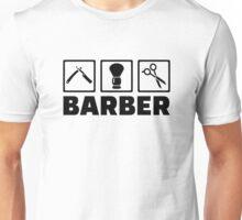 Barber Unisex T-Shirt