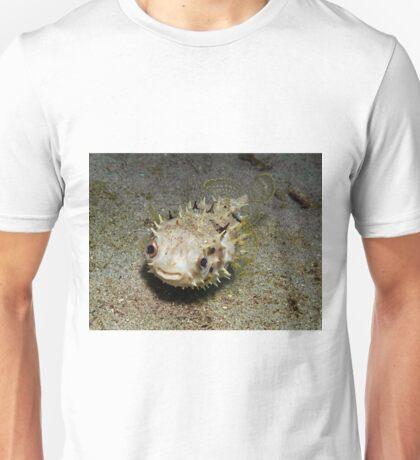 Porcupine Fish Unisex T-Shirt
