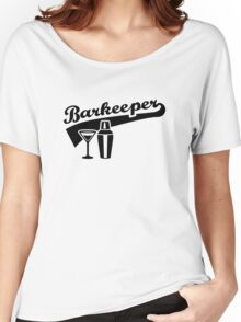 Barkeeper bartender Women's Relaxed Fit T-Shirt