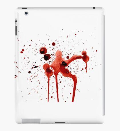 Blood Spatter iPad Case/Skin