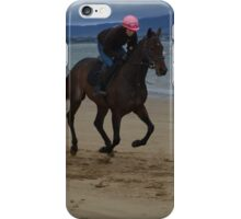 A Gentle Gallop iPhone Case/Skin