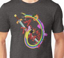 Adventure Time Mash Unisex T-Shirt