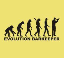 Evolution barkeeper Baby Tee