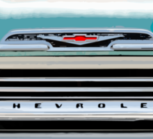1959 Chevy Truck Sticker