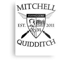 Mitchell Quidditch Team Metal Print