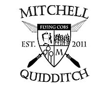 Mitchell Quidditch Team Photographic Print