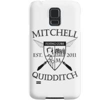Mitchell Quidditch Team Samsung Galaxy Case/Skin