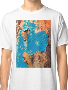 Peeling Paint and Rust Classic T-Shirt