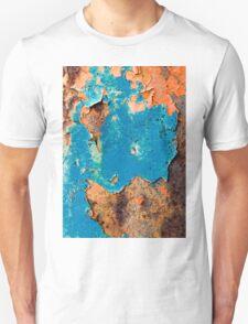 Peeling Paint and Rust T-Shirt