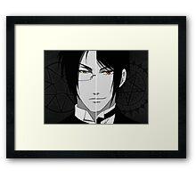 I Love Demons Framed Print