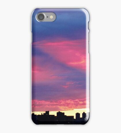 New York City Colour Blocking iPhone Case/Skin