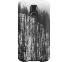 Pine pattern ridge - photography Samsung Galaxy Case/Skin