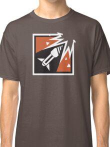 Ash Operator Logo Classic T-Shirt