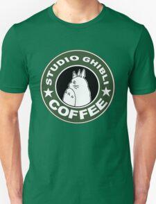 COFFEE: STUDIO GHIBLI Unisex T-Shirt