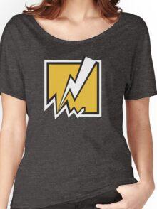Bandit Operator Logo Women's Relaxed Fit T-Shirt