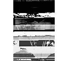 Glitched Exposure Photographic Print