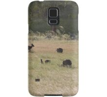 And now there are four! Western Greys, 'Arilka' Adelaide Hills. S.A. Samsung Galaxy Case/Skin