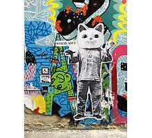 Ai Wei Wei in Berlin Photographic Print
