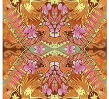 vector batik javanese indonesia by singpentinkhepi