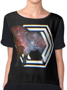 King of the galaxy Chiffon Top