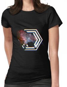 King of the galaxy Womens Fitted T-Shirt