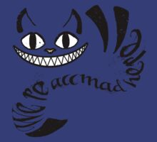 Cheshire Cat - We're all mad here T-Shirt