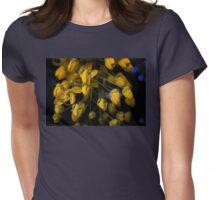 Light Movement Womens Fitted T-Shirt