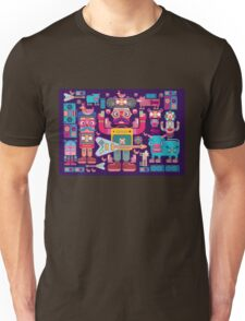 vector band and musicians  Unisex T-Shirt
