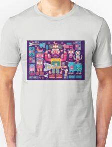 vector band and musicians  T-Shirt
