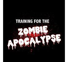 Zombie Apocalypse 2 Photographic Print