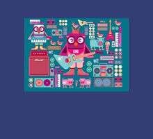 Cute colorful cartoon band Unisex T-Shirt